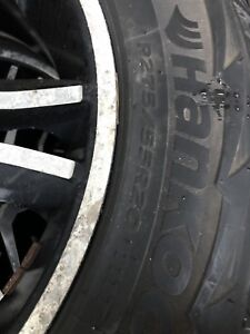 Hankook ipike winter tires 275/55R20