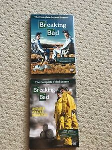 Breaking bad 2nd and 3rd seasons