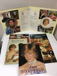 Royal Family Books & Record Album Collector