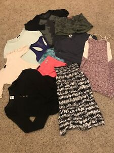 Women's clothing lot.  XS