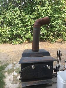 Wood stove (Chaleur)