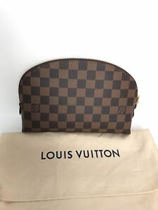 Brand new louis vuitton cosmetic pouch gm