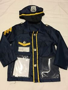 Policeman costume and hat