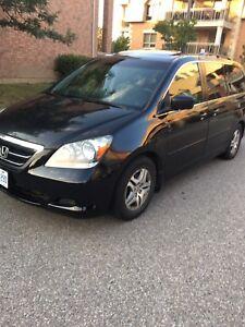 2007 Honda Odyssey EX-L/ Certified- 176555 KM