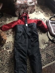 Helly hanson survival/floater 2xl suit like new condition