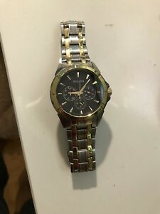 Bulova Watch - Men's