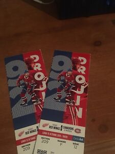 BILLETS CANADIENS SECTION 209 FF