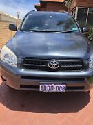 Toyota Rav 4 cruiser luxury 2008 kl 142246 Coogee Cockburn Area Preview