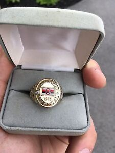 Replica Sens Stanley Cup Ring from 1927