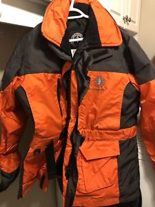 Mustang Integrity Survival Jacket 3/4 length