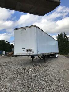 92 48' cargo trailer