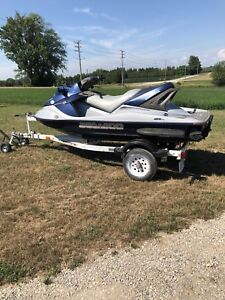 2004 Seadoo GTX Limited, Supercharged (3 seater/reverse)