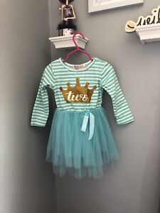 Two year old birthday dress