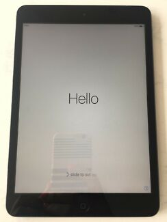 iPad mini (first generation) black, 64gb