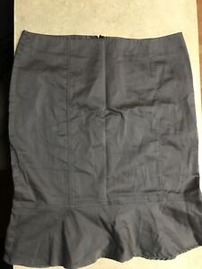 Grey Skirt Size 10
