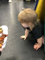 Toddler Dance Classes - Ages 18 months to 2 1/2 years
