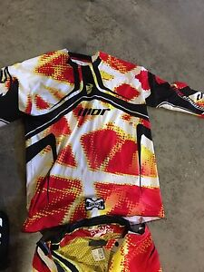 Jersey/Pants/ Chest protector  MX GEAR