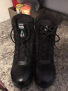 New Orginal SWAT steel toed boots