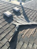 ROOF REPAIRS-ROOF LEAKING