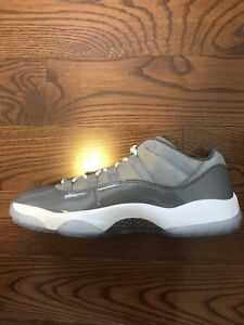 BRAND NEW AIR JORDAN 11 LOWS GREY 180 OBO