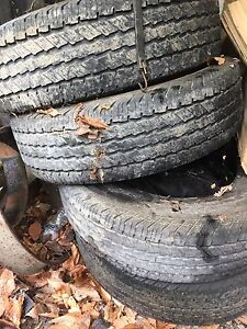 "Tires/ 16"" and 17,18"""
