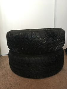 Winter and summer tires 225/60/r16