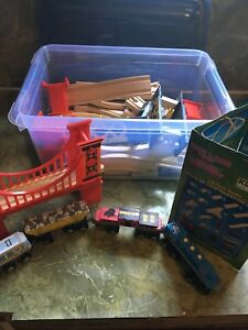 Kid Kraft track and train
