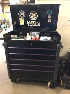 Matco tools James town tool chest