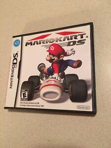 Nintendo DS MarioKart DS $20
