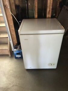 Small freezer only a year old