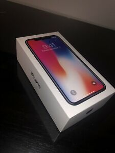 iPhone X 64GB - Space Grey - $800 firm