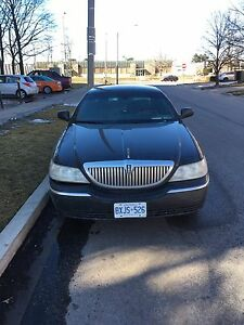 2009 Lincoln towncar propane