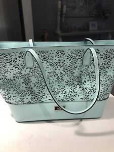 Authentic Kate Spade purse with clutch