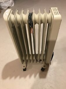 Electric Oil Filled Portable Heater