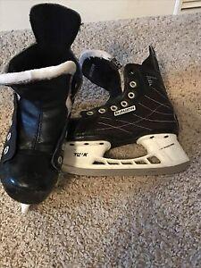 Boys size 13 Bauer Skates