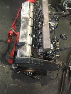 Toyota Landcruiser 1HZ ENGINE FOR PARTS PARTING OUT