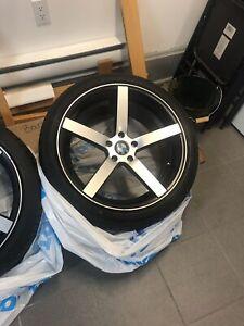 Mag 20pc + pneu été 245/40/20 et 275/35/20