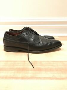 Allen Edmonds Larchmont Wingtip Dress Shoes 9.5 3E