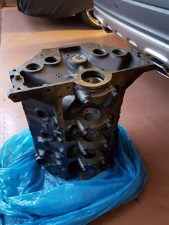 Details about  Holden VN V8 5 litre injected engine block Motor