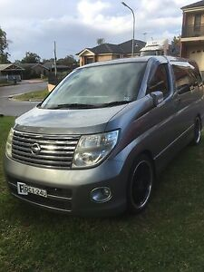 Nissan elgrand 2005 Macquarie Fields Campbelltown Area Preview