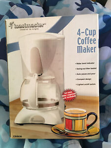 Small 4cup Coffee maker