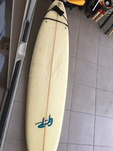 """Surfboard for sale 7""""4"""