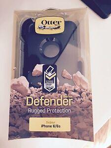 Otter box defender 6/6s case