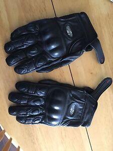 Joe Rocket Women's Leather Motorcycle Gloves