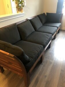 IKEA Applaro Patio outdoor sofa
