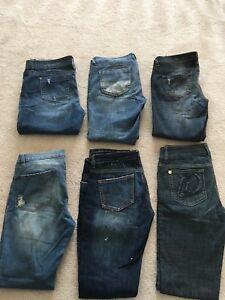 Denim purchased six months and they no longer fit!