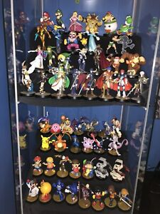 Amiibo - Super Smash Bros. OOB