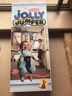 Wanted: Jolly jumper and musical Matt