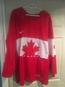 Nike Team Canada Hockey Jersey Authentic NHL