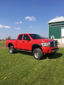 "2006 Ram 1500 Laramie 6"" Rough Country Lift"